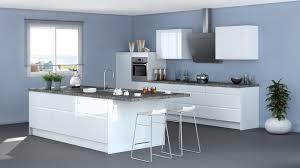 cuisine moderne blanche et charmant cuisine blanche et bois 6 cuisine moderne blanc maison