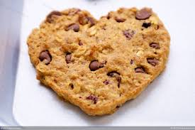 valentines day chocolate s day chocolate chip and peanut butter cookies recipe
