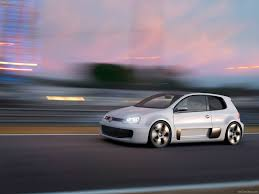 volkswagen golf wallpaper volkswagen golf gti w12 650 concept 2007 pictures information