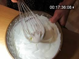 cara membuat whipped cream dengan blender how to whip cream without electricity a carla s kitchen video youtube