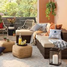 Patio Furniture And Decor by Modern Outdoor Furniture Decor Allmodern