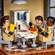 amazon com lego ghostbusters 75827 firehouse headquarters
