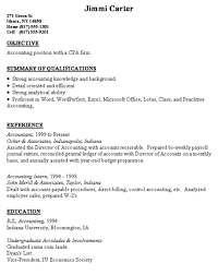 Resume Sample For Accountant Position by Accountant Resume Sample