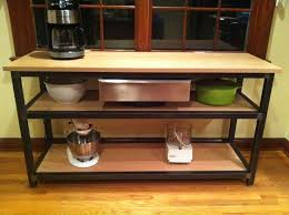 Best  Kitchen Prep Table Ideas Only On Pinterest Mobile Table - Kitchen prep table