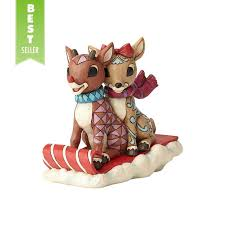rudolph traditions by jim shore enesco gift shop