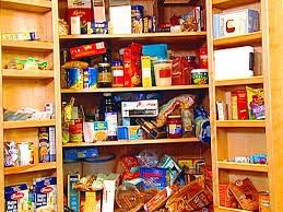 How To Organize Your Kitchen Pantry - organize your kitchen pantry hgtv