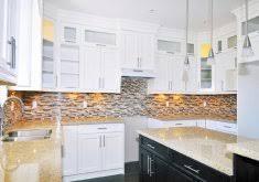 attractive backsplash white cabinets best 25 white kitchen