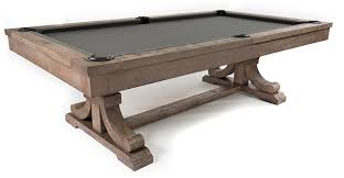 restoration hardware pool table combination pool table dining room 17539 in inspirations 11