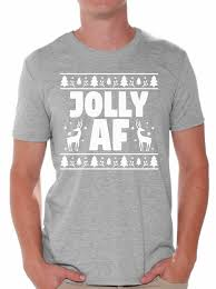 christmas shirts jolly af shirt men s christmas shirts christmas t shirt