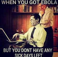 Office Work Memes - hutchie on twitter nar i fucking can t ebola meme