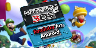 3ds emulator for android 8 best nintendo 3ds emulator for android 2018 with bios activated