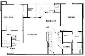 basic floor plans rectangular home plans rectangular house plans modern
