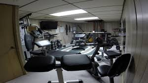 Small Home Gym Ideas My Home Gym 2015 Youtube