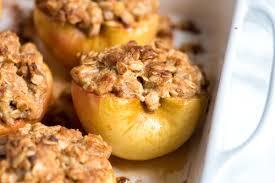 easy baked cinnamon apples recipe