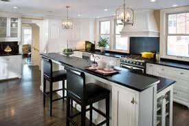 Large Kitchen Island With Seating And Storage  Big Modern Kitchen - Kitchen island with cabinets and seating