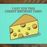 corny birthday cards funny birthday card cheesy birthday silly