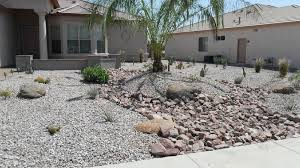 River Rock Landscaping Ideas Front Yard Landscaping Ideas With Rocks Dansupport