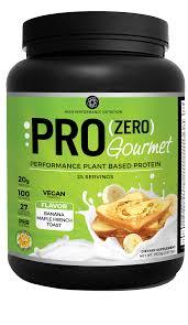 cuisine pro 27 hpn pro zero vegan a list nutrition