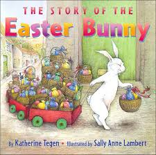 easter bunny book the story of the easter bunny jpg
