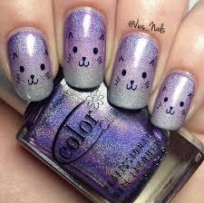 best 20 cat nail art ideas on pinterest cat nails kitty nails