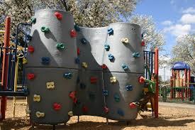 kids climbing wall outdoor outdoor designs