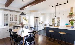 craftsman open floor plans decor open or closed kitchen whats your preference top open or