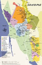 wine country map winecountry
