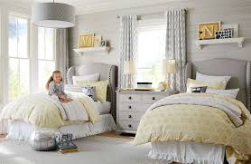 Bedrooms  Cozy Shared Boys Room With White Twin Feat Storage - Boys shared bedroom ideas