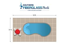 fiberglass pools last 1 the great backyard place the discovery fiberglass pool