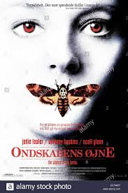 silence of the lambs danish poster for silence of the lambs stock photo 76391022 alamy