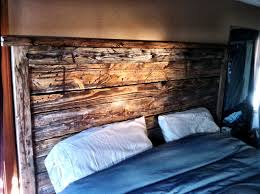 reclaimed wood bed ideas loccie better homes gardens ideas
