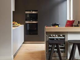 furniture design for kitchen islands exposed brickwork and the blackest top trends for