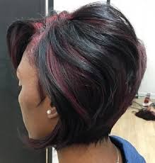 can you get long extensions with a stacked hair cut nigerian short weavon hairstyles naij