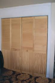 Closet Doors Louvered Plantation Louvered Sliding Closet Doors Home Design Ideas