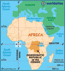 where is the republic on the world map democratic republic of the congo map geography of democratic