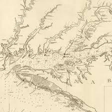 Fl East Coast Map 1827 East Coast Ny U2013fl Nautical Chart Battlemaps Us