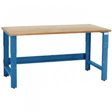 butcher block ja value line workbenches ja1200 workbench with 1 75