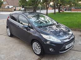 ford fiesta titanium 2010 60 plate full 1 year mot sony sound