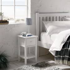 bedroom table ls set of 2 john lewis wilton set of 2 bedside tables at john lewis
