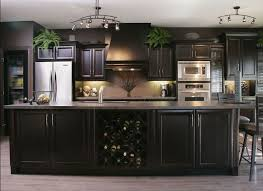 what paint color looks with espresso cabinets world expresso cabinets espresso colored kitchen