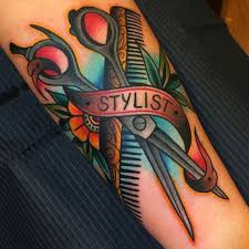 best 25 hairstylist tattoos ideas on pinterest scissor tattoos