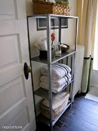 Metal Bathroom Shelves Aged Metal Bathroom Shelf Jpeg Furntiure Ideas Pinterest