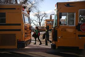 Wyoming travel buses images Wyoming school districts lay groundwork for lawsuits over jpg