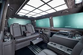 mercedes benz v class klassen luxury vip vans cars