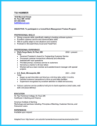 A Sample Of Resume For Job by Most Of People Who Are About To Apply For Job As A Bank Teller