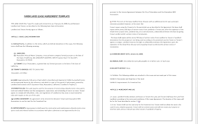 contract templates guidelines and templates for drafting contracts