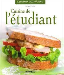 cuisine de l 騁udiant 9782353551040 cuisine de l etudiant edition abebooks