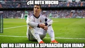 Meme Deportes - cristiano ronaldo memes de su agresi祿n a un jugador del c祿rdoba