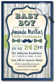 gentleman baby shower gentleman mustache bowtie baby shower invite di 4518