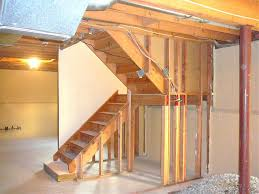 open basement stairs 712d1212361824 opening up stairway basement